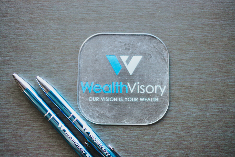 Wealthvisory Paper Weigh and Pen.
